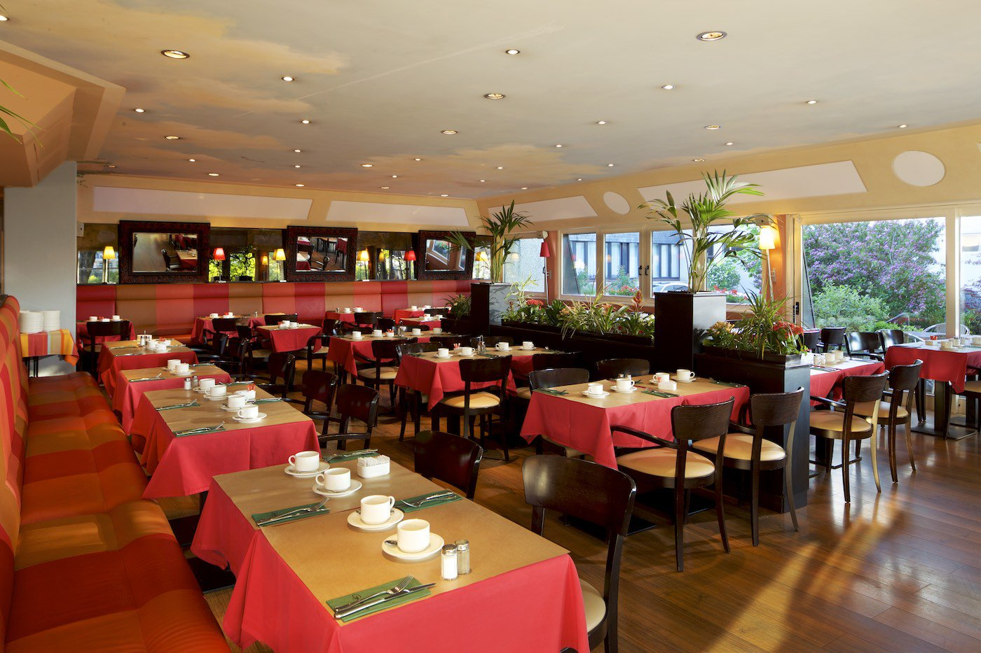 Goeres Hotels - Restaurant Le Bec Fin