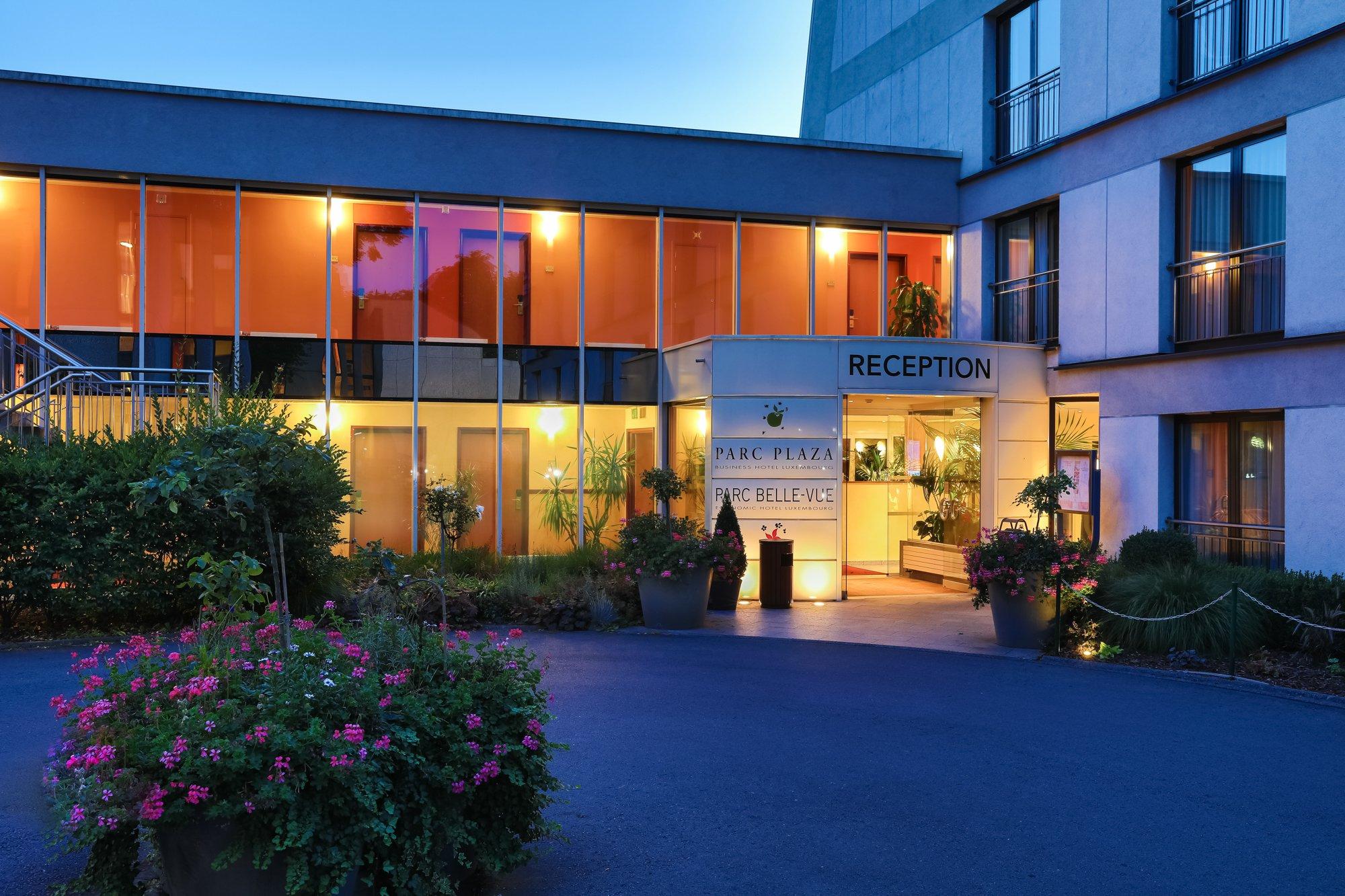 Hotel Parc Plaza - Hotel Parc Belle-Vue