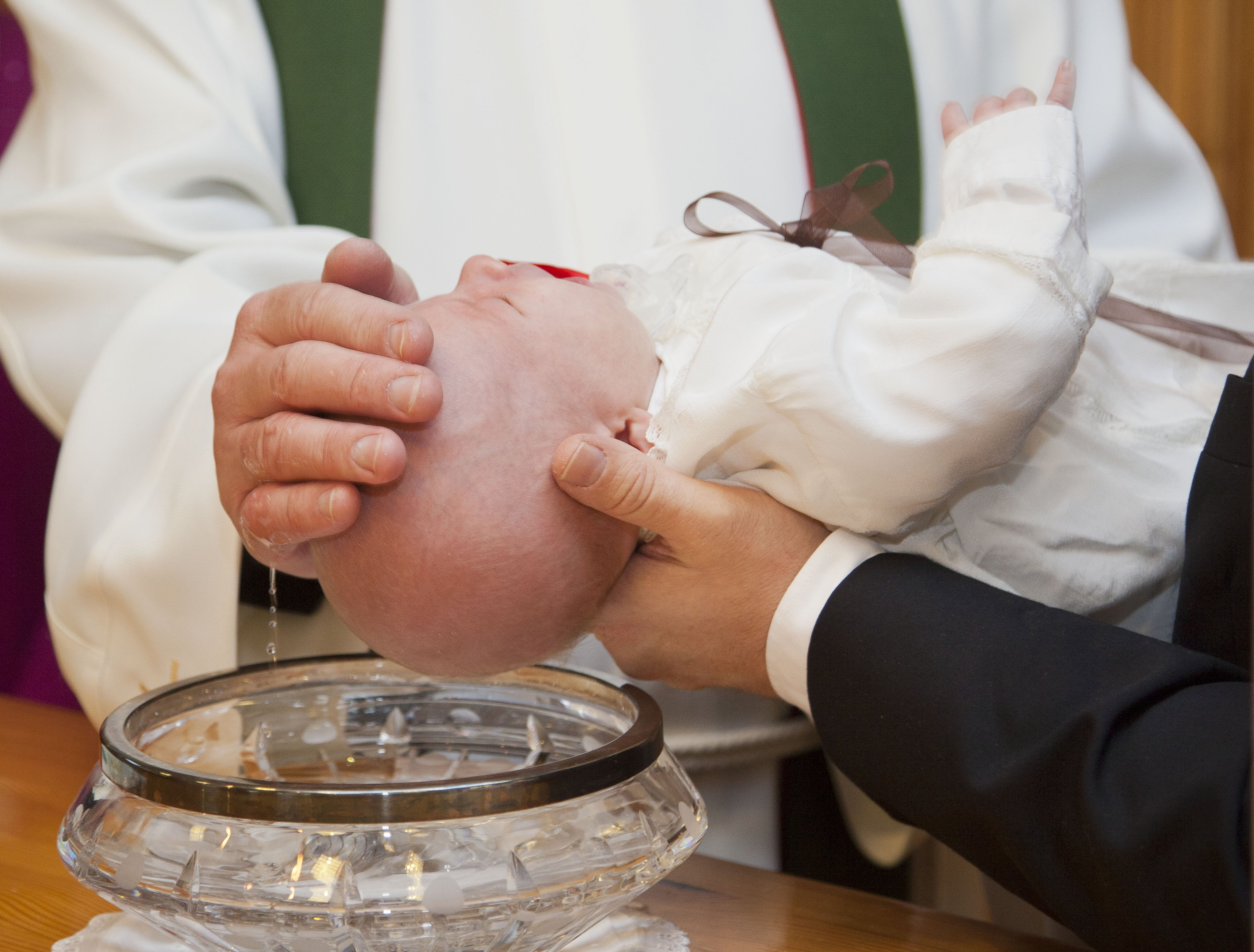 Private Events - Baptism