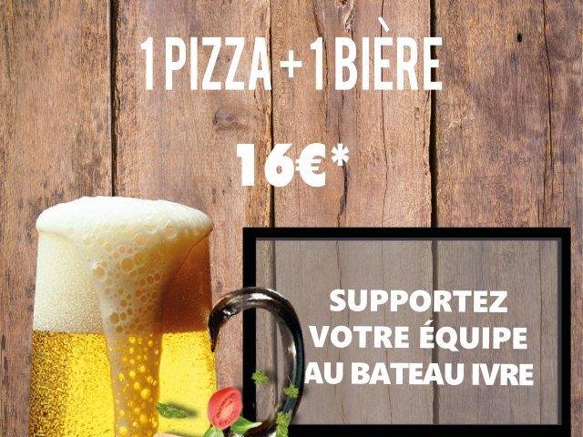 Pack pizza - FR