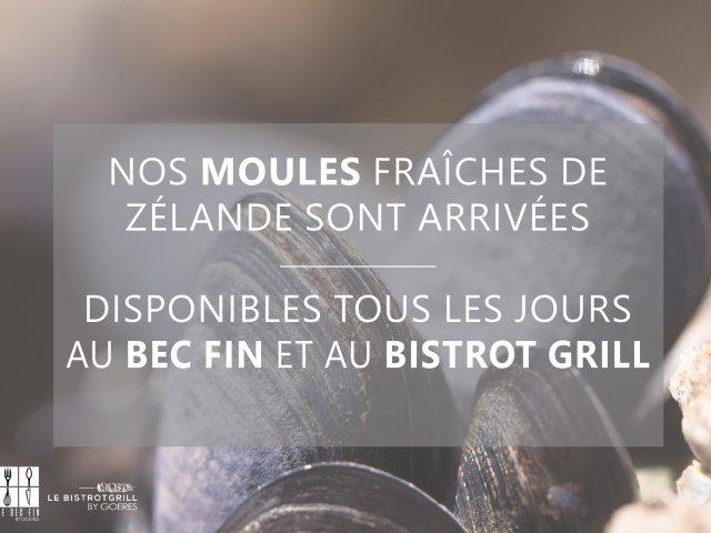 Moules FB