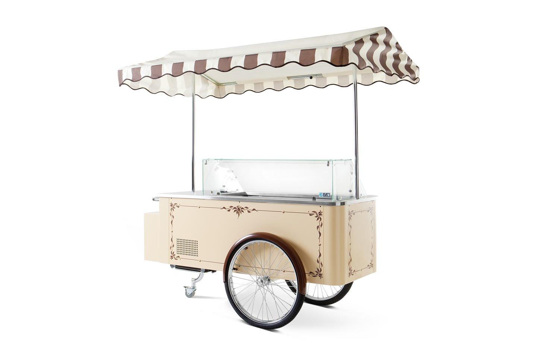 Chariot à glaces à louer