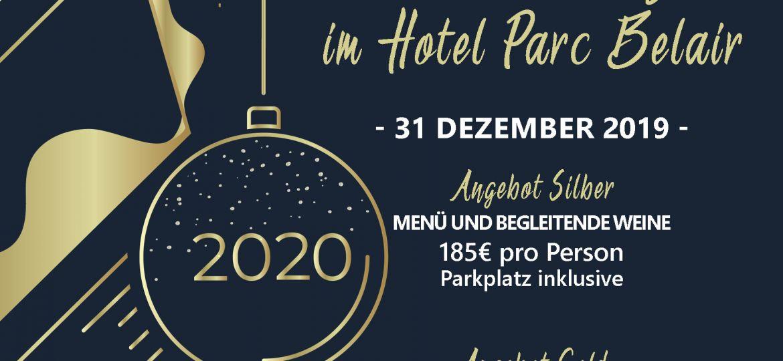 Flyer Nouvel an 2019 - DE