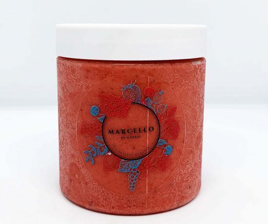 sorbet fraise Marcello