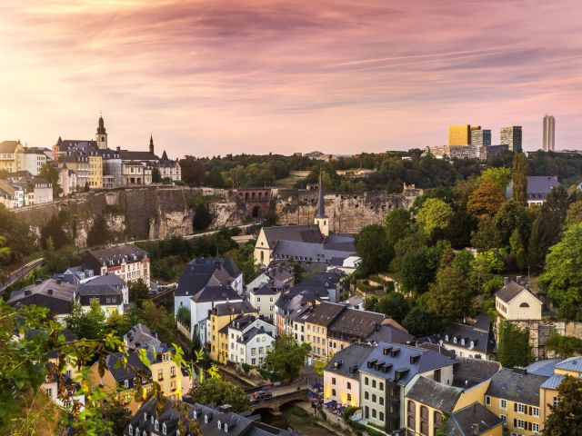 Bons d'achat - Vue Luxembourg