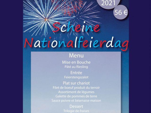 fete nationale 2021 bistrot